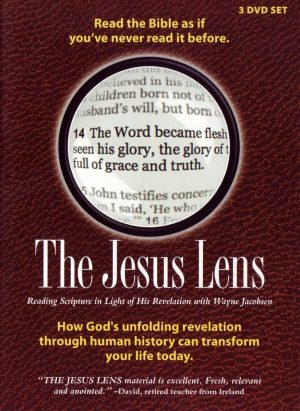 The Jesus Lens - Reading Scripture in Light of His Revelation (DVD)